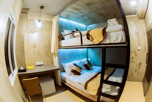 Hostel barato en Yangon