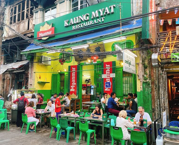 donde dormir en yangon myanmar
