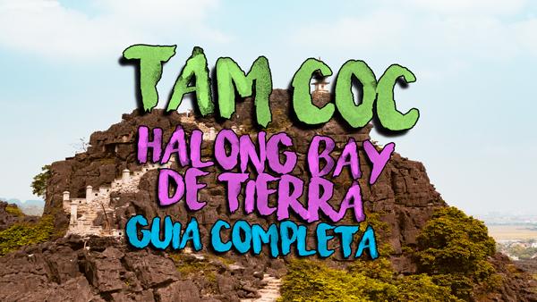 Que ver en Tam Coc