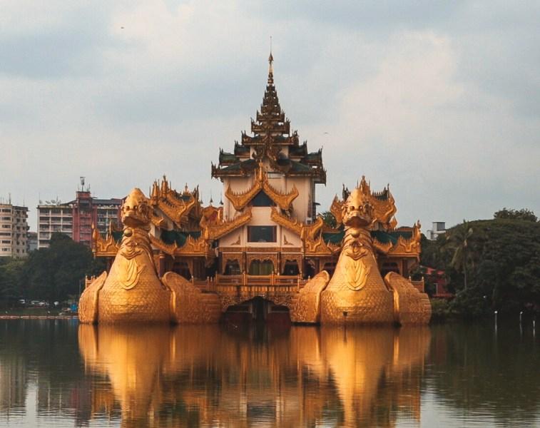 Guia Yangon Myanmar 2021