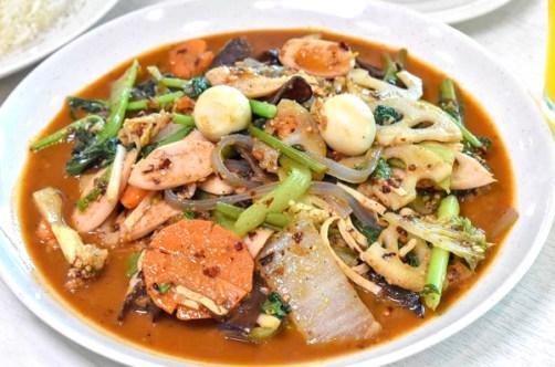 Los mejores platos de comida de Myanmar