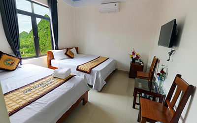 Alojamientos baratos en Vietnam