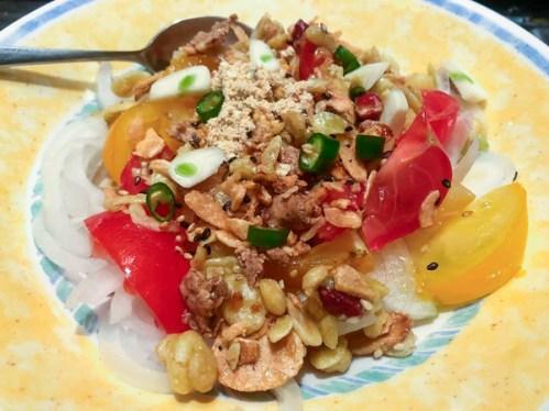 Gastronomía en Myanmar