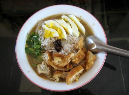 que comer en Myanmar platos tipicos