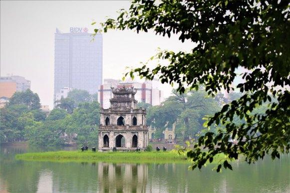 Los sitios mas bonitos de Hanoi