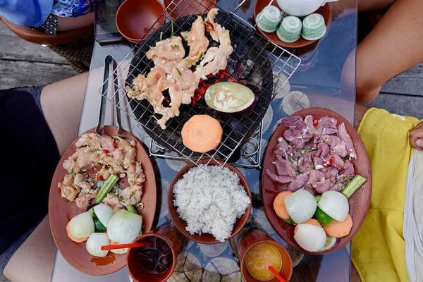 Donde comer Phong Nha