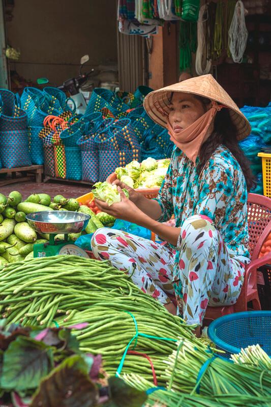 Que ver Da Lat Vietnam mercado