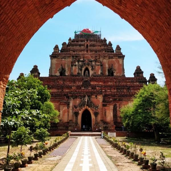 Los mejores templos de Bangan
