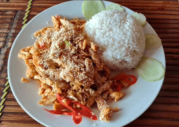 Lugares baratos para comer en Ninh Binh