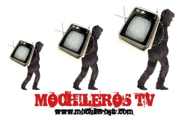 LogoMochilerosTVevolucion