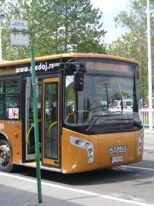 Bus72AeropuertoBelgrado