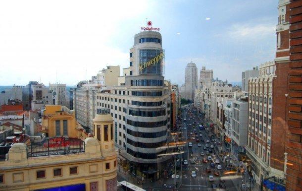 Madrid-terrazas-vistas-panorámicas-Gourmet-Experience