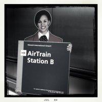 Aeropuerto-Newark-señalización-AirTrain