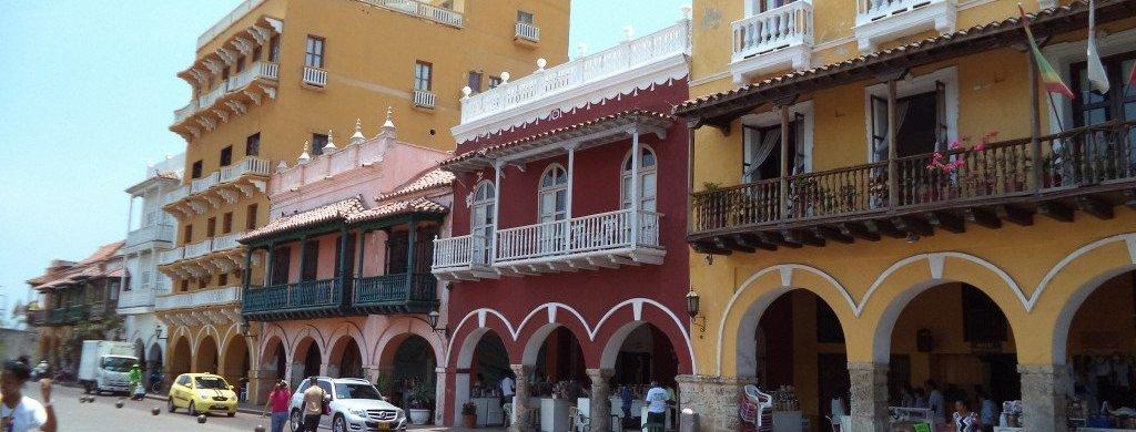 Cartagena-de-Indias-Colombia-Ciudad-amurallada
