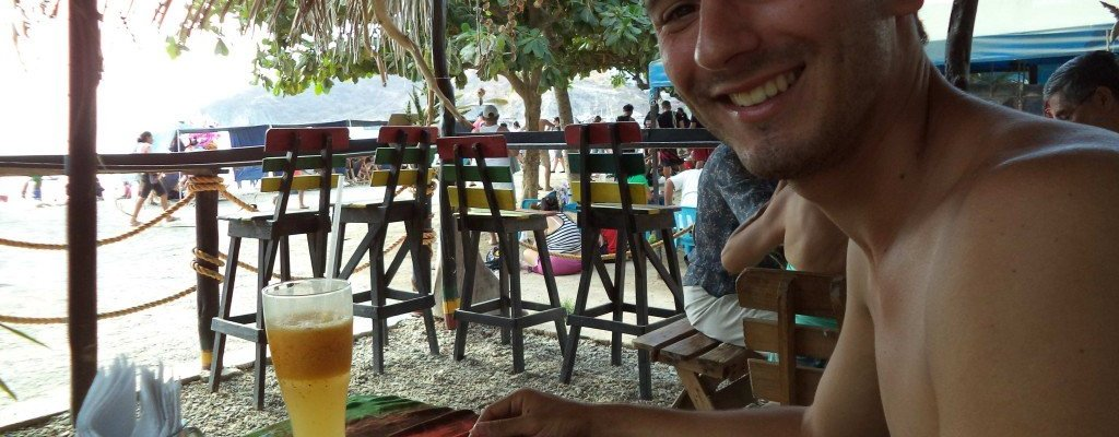 Isla-Baru-Colombia-comida-playa