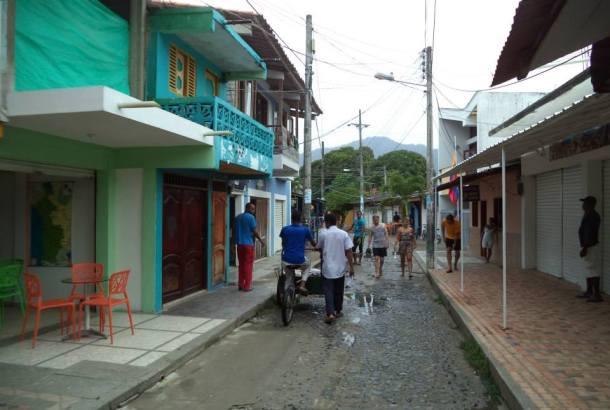 Colombia-Capurgana
