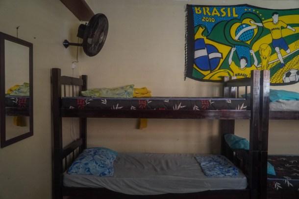Tijuana Hostel Sao Luis dormitorio