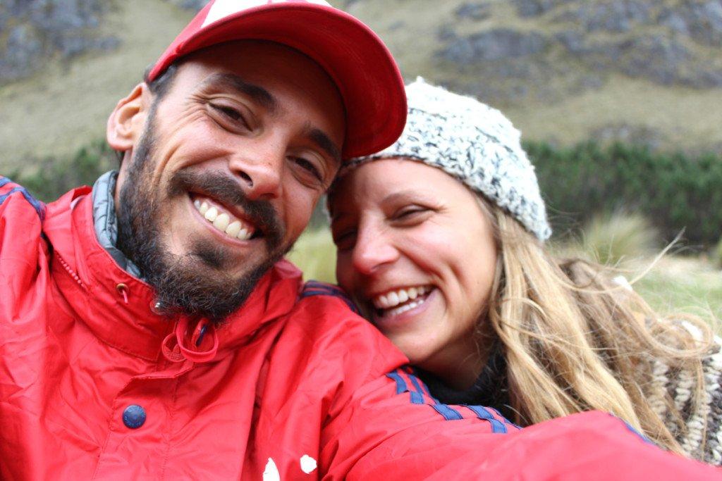 viajar en furgoneta Emilie y Juan Shila Vida