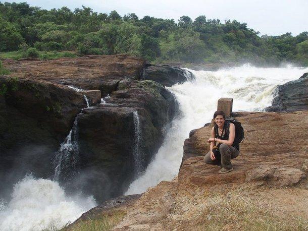 viaje por África en solitario