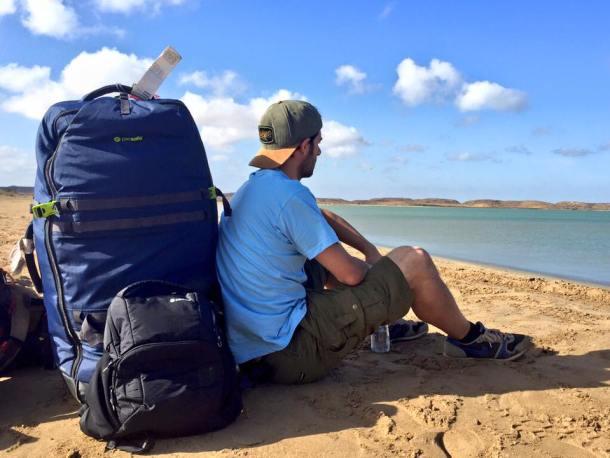 Mochileros TV Alberto Pacsafe mochilas para un gran viaje