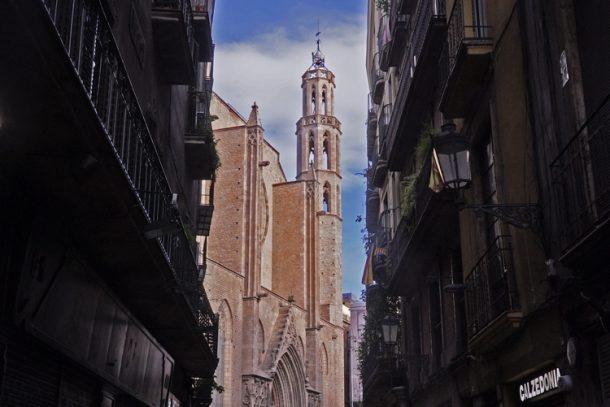 Santa María del Mar, una de las cosas imprescindibles que ver en Barcelona