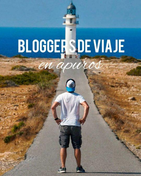 Bloggers de viaje en apuros