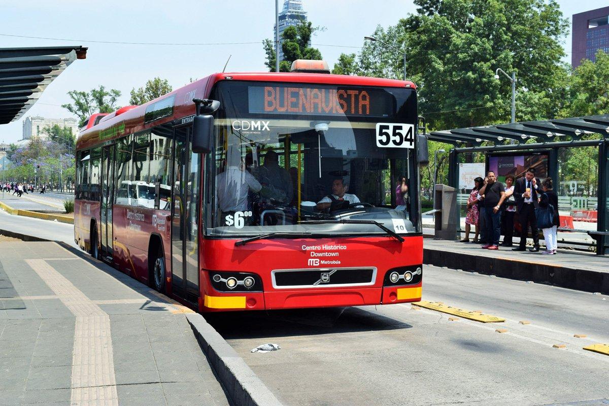 Metrobus de Ciudad de México