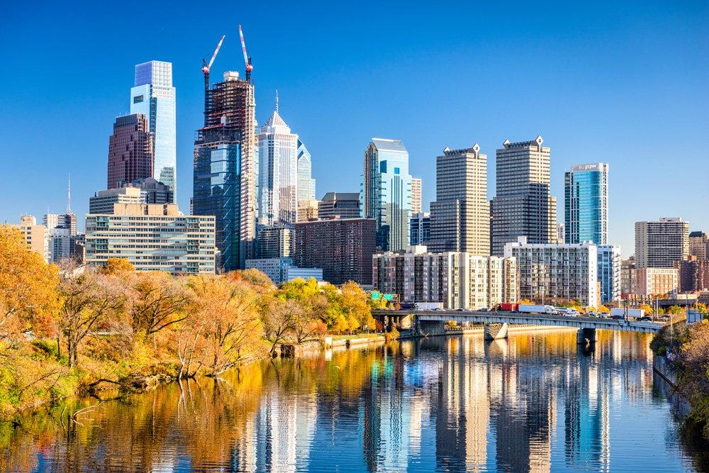 Excursiones desde Nueva York a la ciudad de Filadelfia