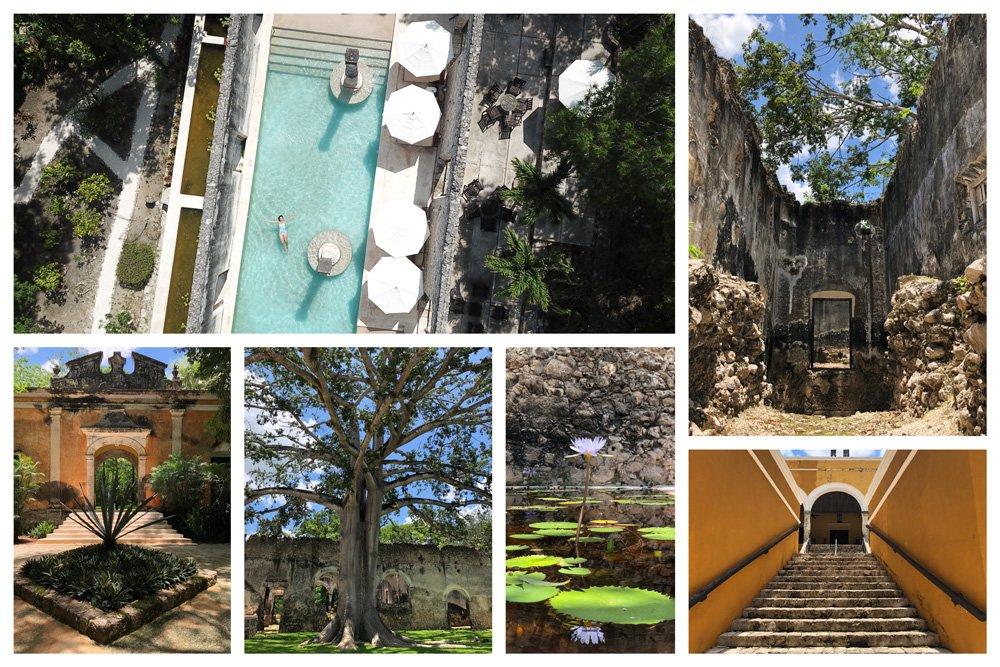 Hacienda Uayamón, uno de los lugares maravillosos que ver en Campeche