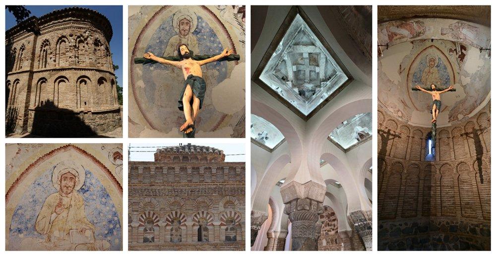 Mezquita del Cristo de la Luz en Toledo