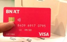 Bnext, una de las mejores tarjetas para viajar sin comisiones