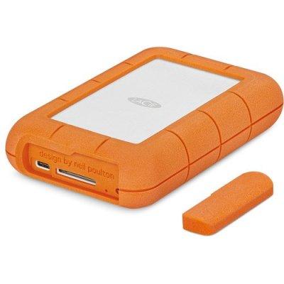 discos duros externos de viaje: LaCie Rugged RAID Pro