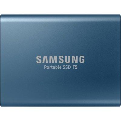 discos duros externos de viaje: Samsung T5 SSD