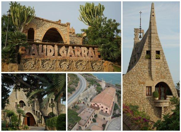 la obra más misteriosa y desconocida de Gaudì