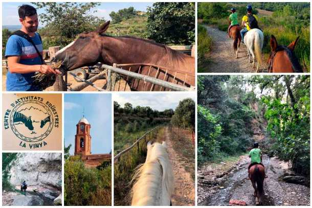Equitación Terrassa