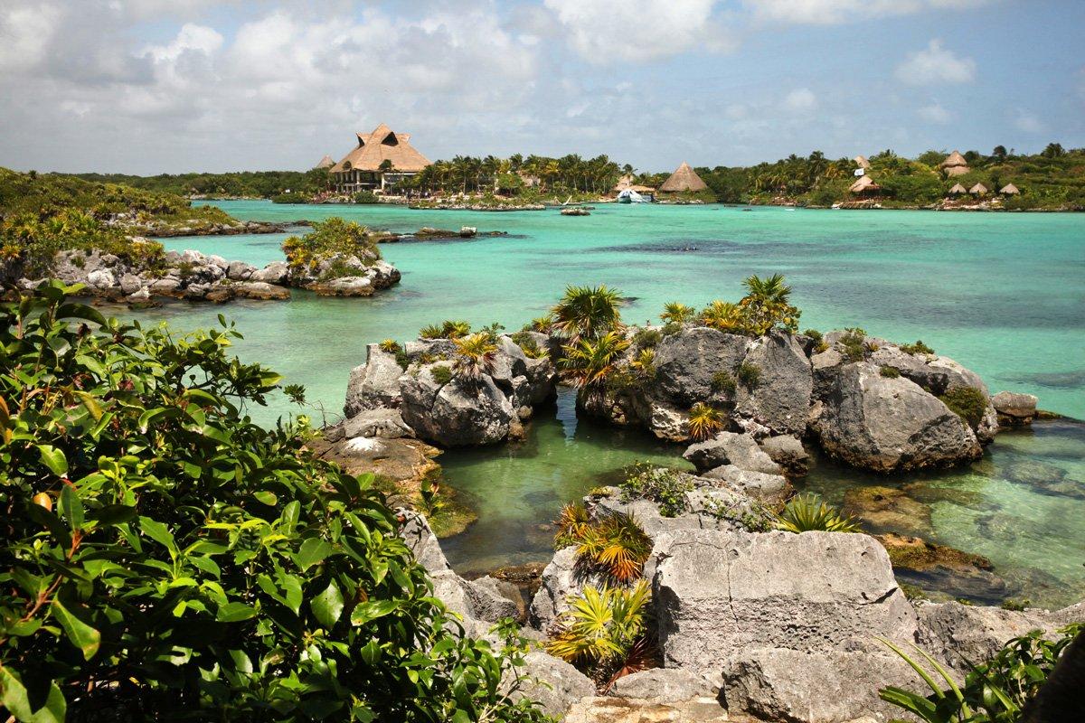 Parque acuático de Xel-Ha, una de las mejores excursiones en Riviera Maya