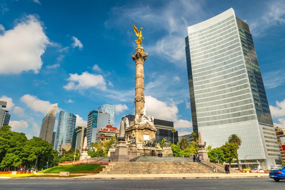 Ángel de la Independencia de Ciudad de México