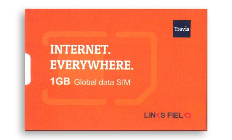 Tarjeta SIM del traductor de idiomas portátil Travis Travel