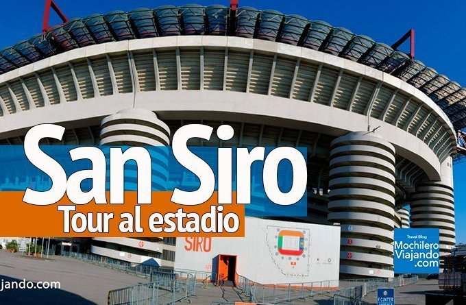 tour al estadio San Siro