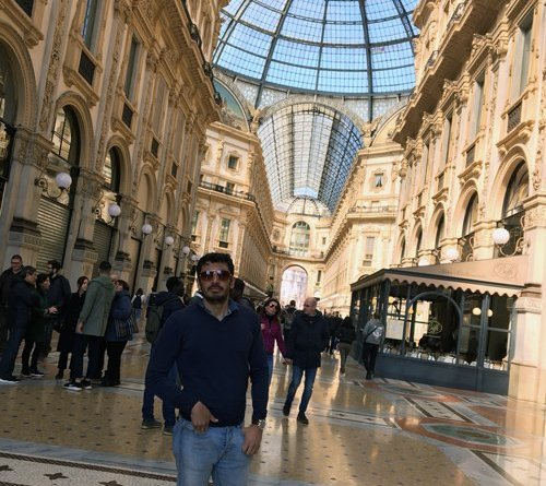 guía de viaje Milán