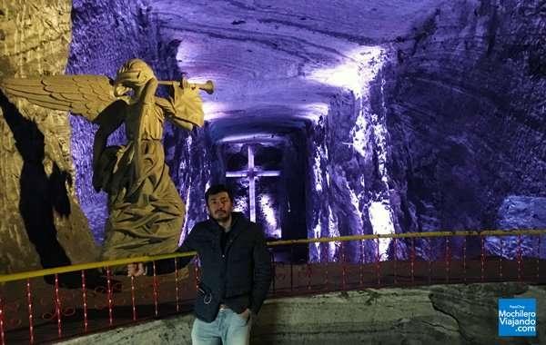 Colombia, Catedral-Zipaquira-coro