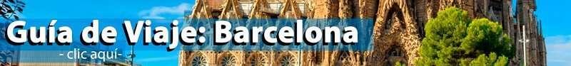 Guía de viaje a España