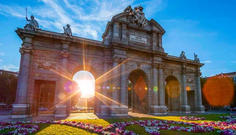cuánto cuesta viajar a Madrid