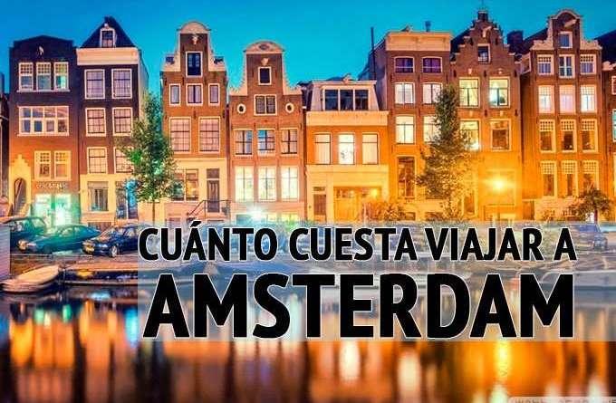 Cu nto cuesta viajar a amsterdam ahorra y disfruta for Cuanto cuesta una habitacion en un hotel