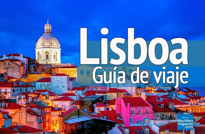 guia de viaje a lisboa portugal