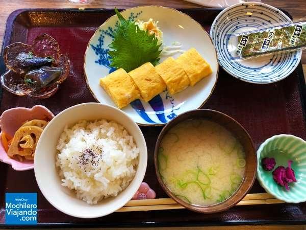 Cuánto comer en tokio