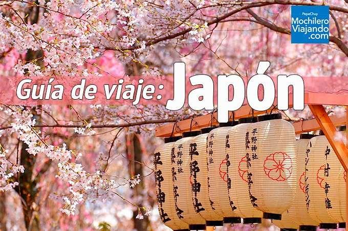 guia de viaje a japon