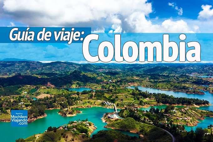 guia de viaje a colombia