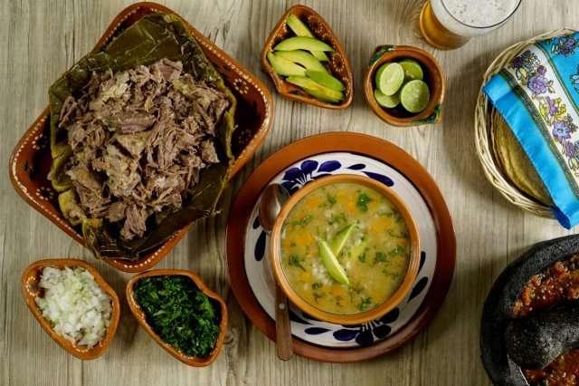 comida mexicana - barbacoa