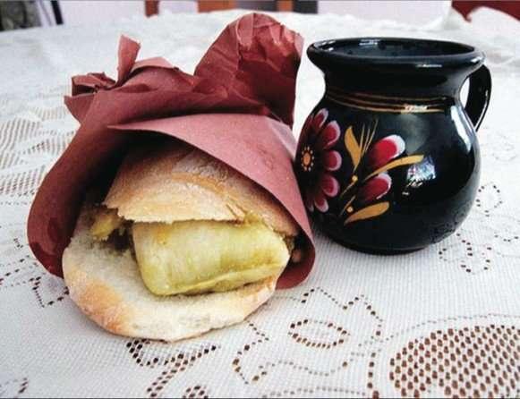 comida mexicana - guajol